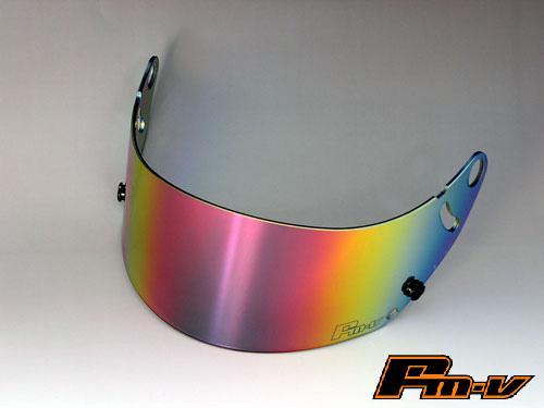 5d05d4be Fm-v mirror coating visor GOLD SMOKE shield for GP6 GP6S SK6 ...