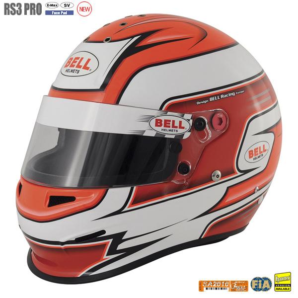 Bell Helmet Rs3 Pro Storm Red 70 875yen Monocolle Racing Shop