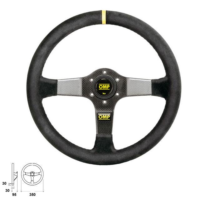 OD//1981//NN OMP Steering Wheel